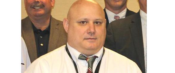 Sam Driskell, de 52 años, funcionario de la oficina del sheriff del condado de Paulding
