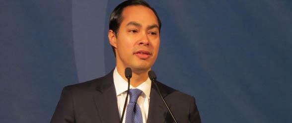 Julián Castro, Secretario de Vivienda y Desarrollo Urbano de Estados Unidos