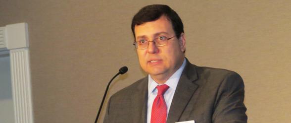 Alejandro Coss, director ejecutivo de la Cámara Latinoamericana de Negocios de Georgia