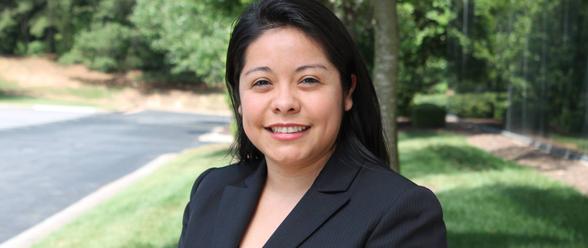 Brenda López, candidata por el distrito 99 del condado de Gwinnett  a una curul en la Casa de Representantes estatal