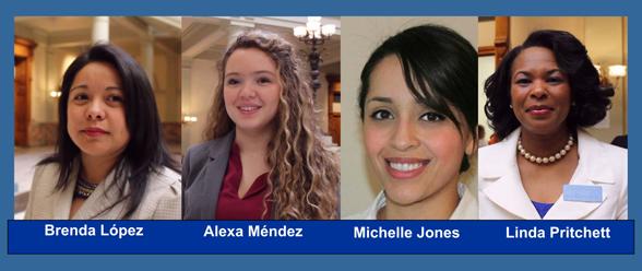 Las cuatro candidatas latinas que aspiran a la legislatura estatal en Georgia