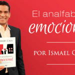 "Ismael Cala presenta ""El analfabeto emocional"""