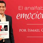 """Ismael Cala presenta """"El analfabeto emocional"""""""