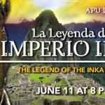 La Leyenda del Imperio Inka en el Teatro Aurora