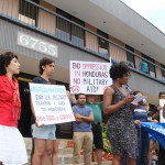 Piden Justicia desde Atlanta por asesinato de activista hondureña