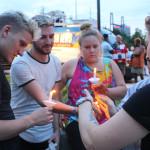 Solidaridad desde Atlanta a víctimas en Orlando