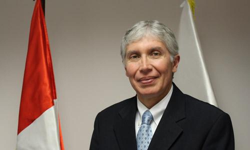 Miguel Alemán Urteaga, cónsul de Perú en Atlanta