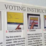 Secretario de Estado llama a registrarse y votar