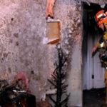 Consejos de seguridad contra incendios en navidad