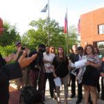 Condado de Hall reconoce importancia de votantes latinos