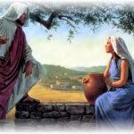 """Jesús habla a las mujeres- """"Dame de beber"""""""