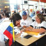 Democracia llega por primera vez a venezolanos residentes de Georgia