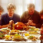 La primera cena de Acción de Gracias